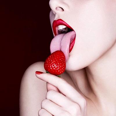 Jak dobrze zrobić chłopakowi ustami?