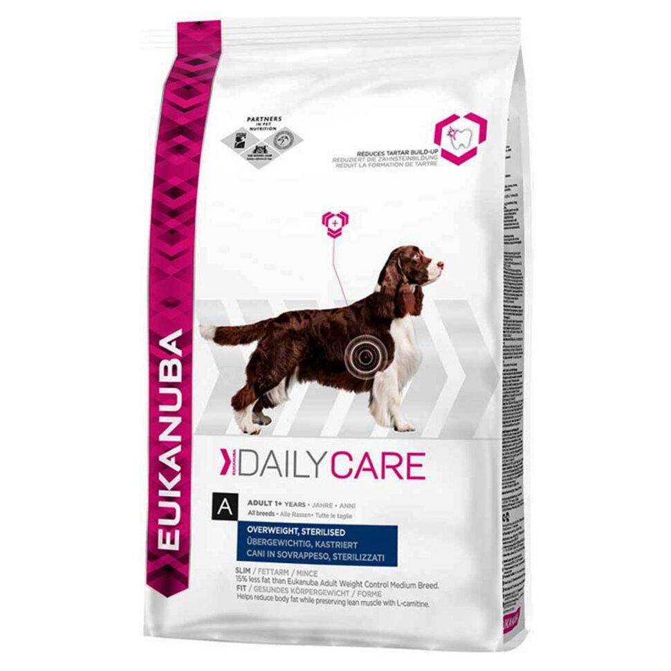 Eukanuba Daily Care Sterilised
