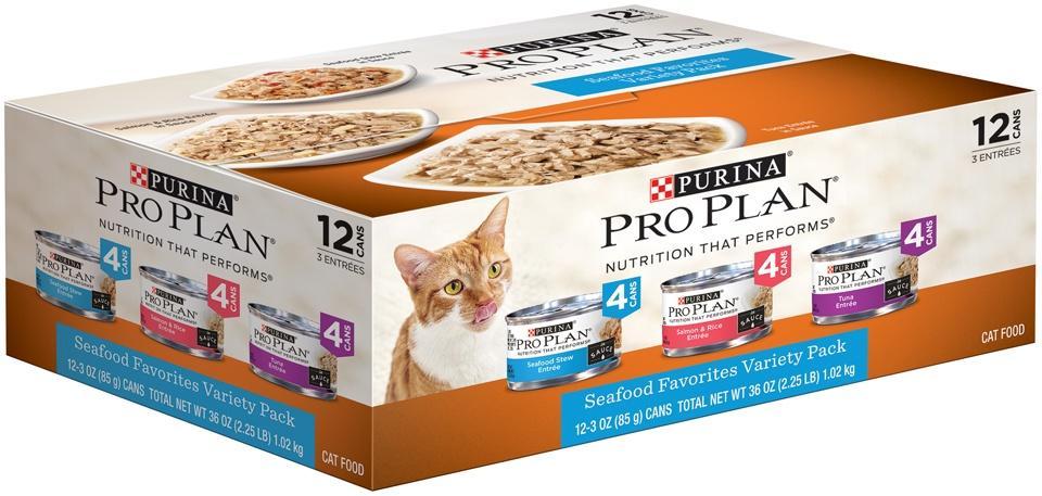 Mokre karmy dla kotów Purina PRO PLAN
