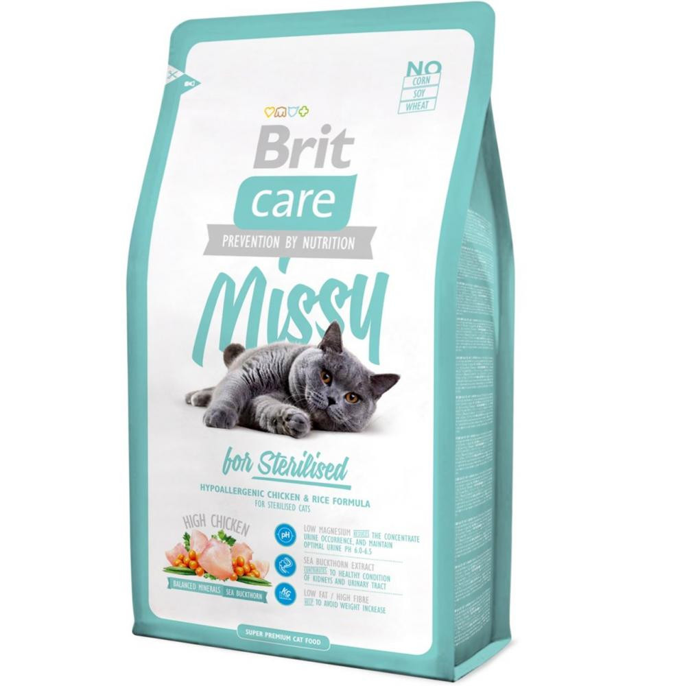 BRIT CARE CAT MISSY STERILISED